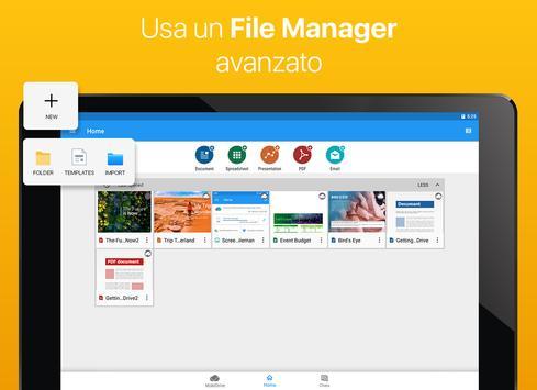 18 Schermata OfficeSuite