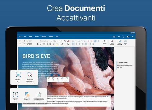 7 Schermata OfficeSuite