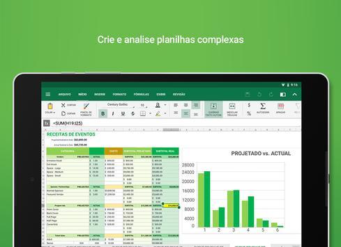 OfficeSuite imagem de tela 9