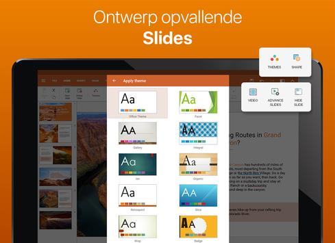 OfficeSuite screenshot 16
