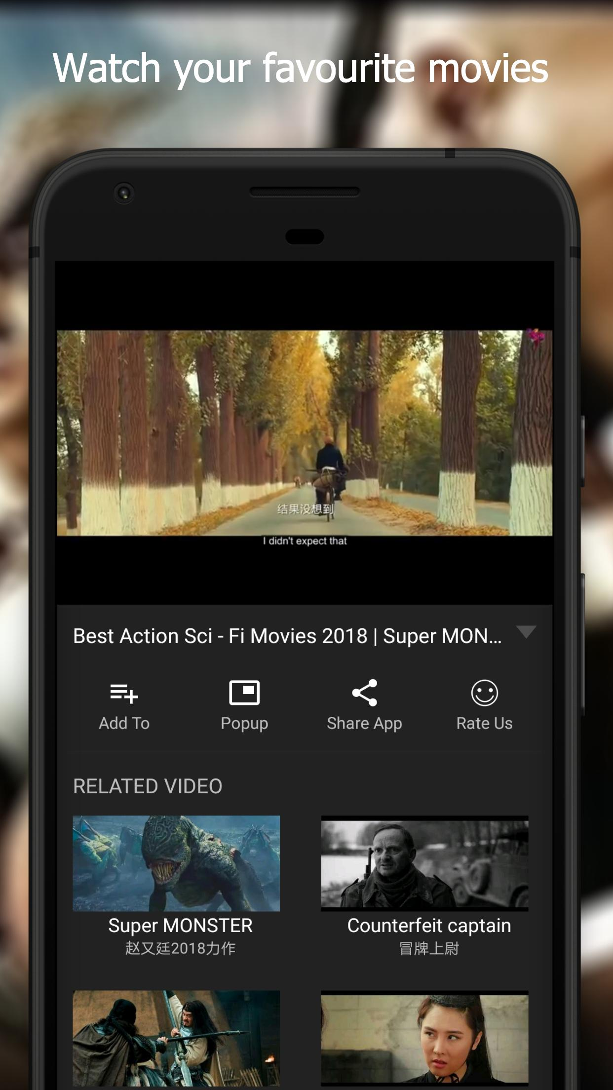 Chinese Movies for YouTube for Android - APK Download