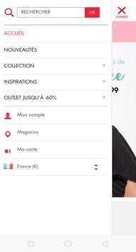 camaieu screenshot 1