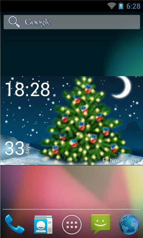 Christmas Countdown Widget.Christmas Countdown Widget For Android Apk Download