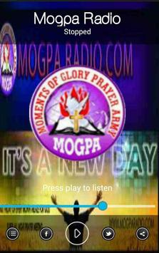 Mogpa Radio screenshot 1