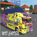 Mod Truck Canter Indonesia