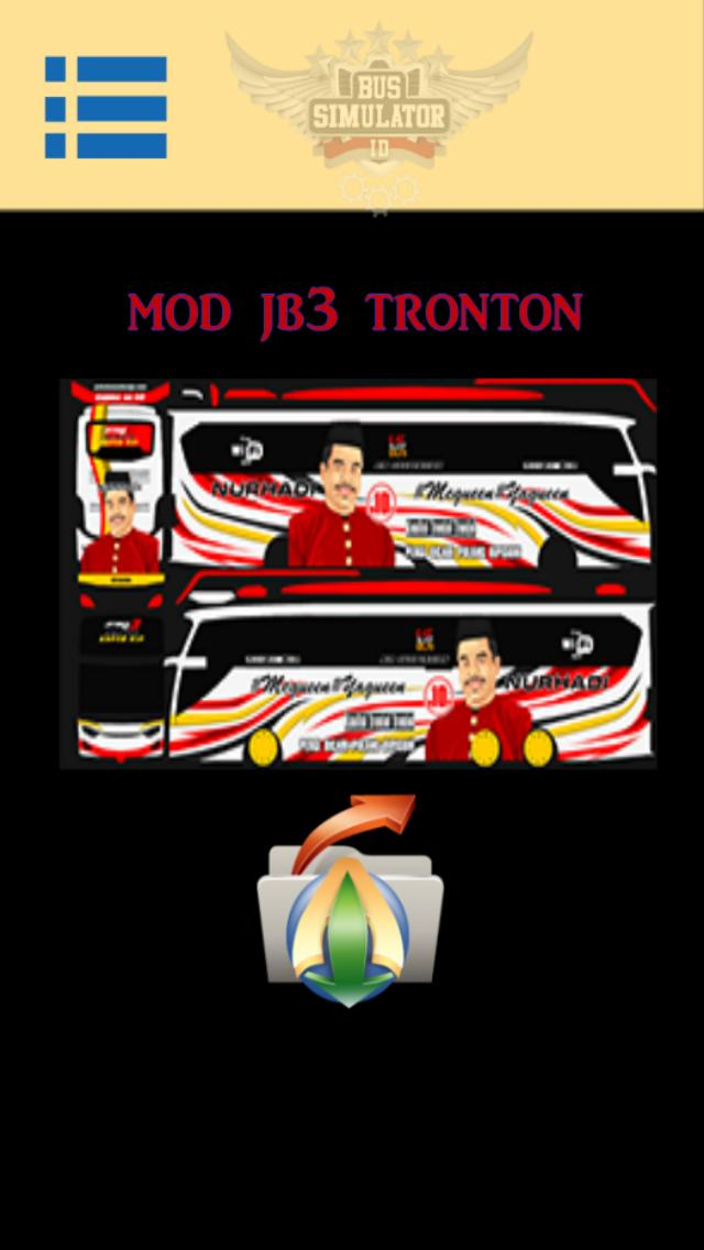 Mod Dan Livery Jetbus 3 Tronton For Android Apk Download