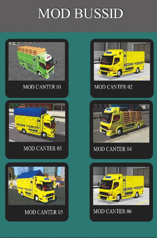 Mod Truck Canter for Android APK Download