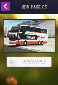Mod Bussid SDD screenshot 3