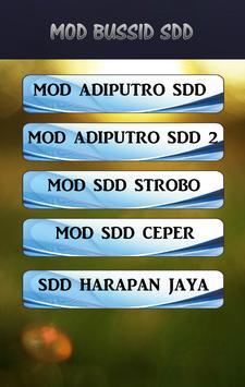 Mod Bussid SDD screenshot 1
