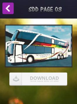 Mod Bussid SDD screenshot 2