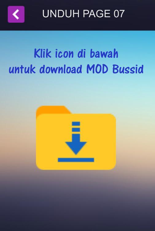 Download aplikasi for android apk MOD Bussid Isuzu NMR71