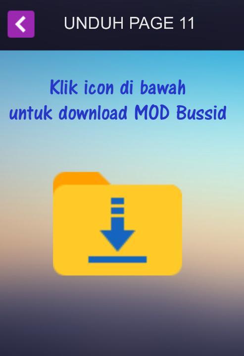 Aplikasi store MOD Bussid Isuzu NMR71