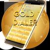 Gold Dialer Theme icon