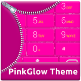 ExDialer Pink Glow Theme