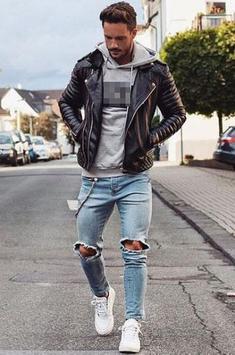 Street Fashion Men Swag Style 2019 poster