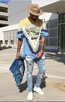 Street Fashion Men Swag Style 2019 screenshot 1
