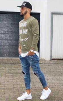 Street Fashion Men Swag Style 2019 screenshot 3