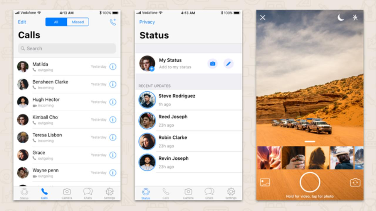 WA Theme IOS for Android   APK Download
