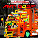 Mod Bussid Livery Truk Canter Cabe Anti Gosip APK Android