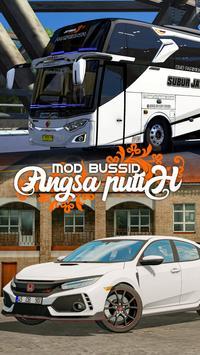 Mod Bussid Angsa Putih poster