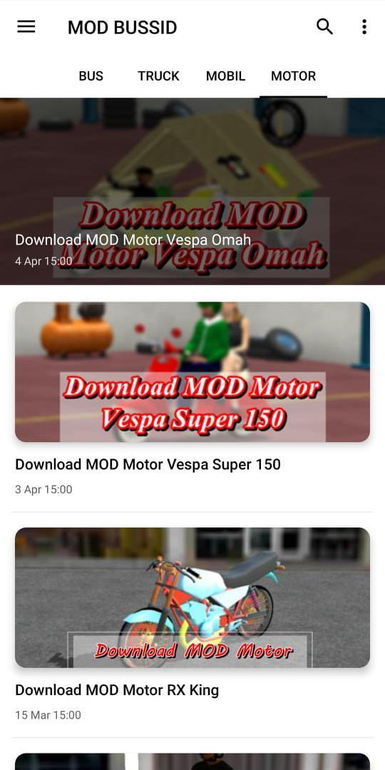 77 Koleksi Mod Mobil Bussid Apk HD
