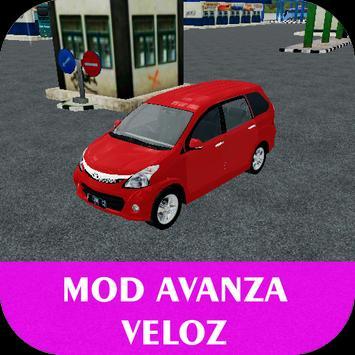 Mod Bussid Avanza Veloz poster