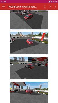 Mod Bussid Avanza Veloz screenshot 2