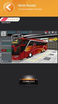Livery Bussid Mod Bus screenshot 2