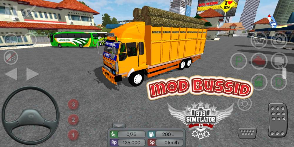 Mod Truck Fuso Bussid Full for Android - APK Download