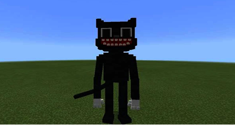 Mod Cartoon Cat for Minecraft para Android - APK Baixar