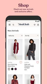 Modcloth – Unique Indie Women's Fashion & Style screenshot 2