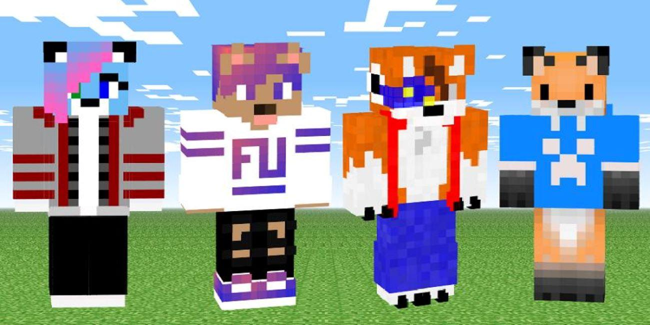 Furry Skins for Minecraft for Android - APK Download