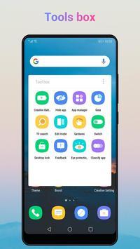 Creative Launcher स्क्रीनशॉट 4