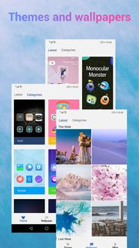 Creative Launcher स्क्रीनशॉट 2