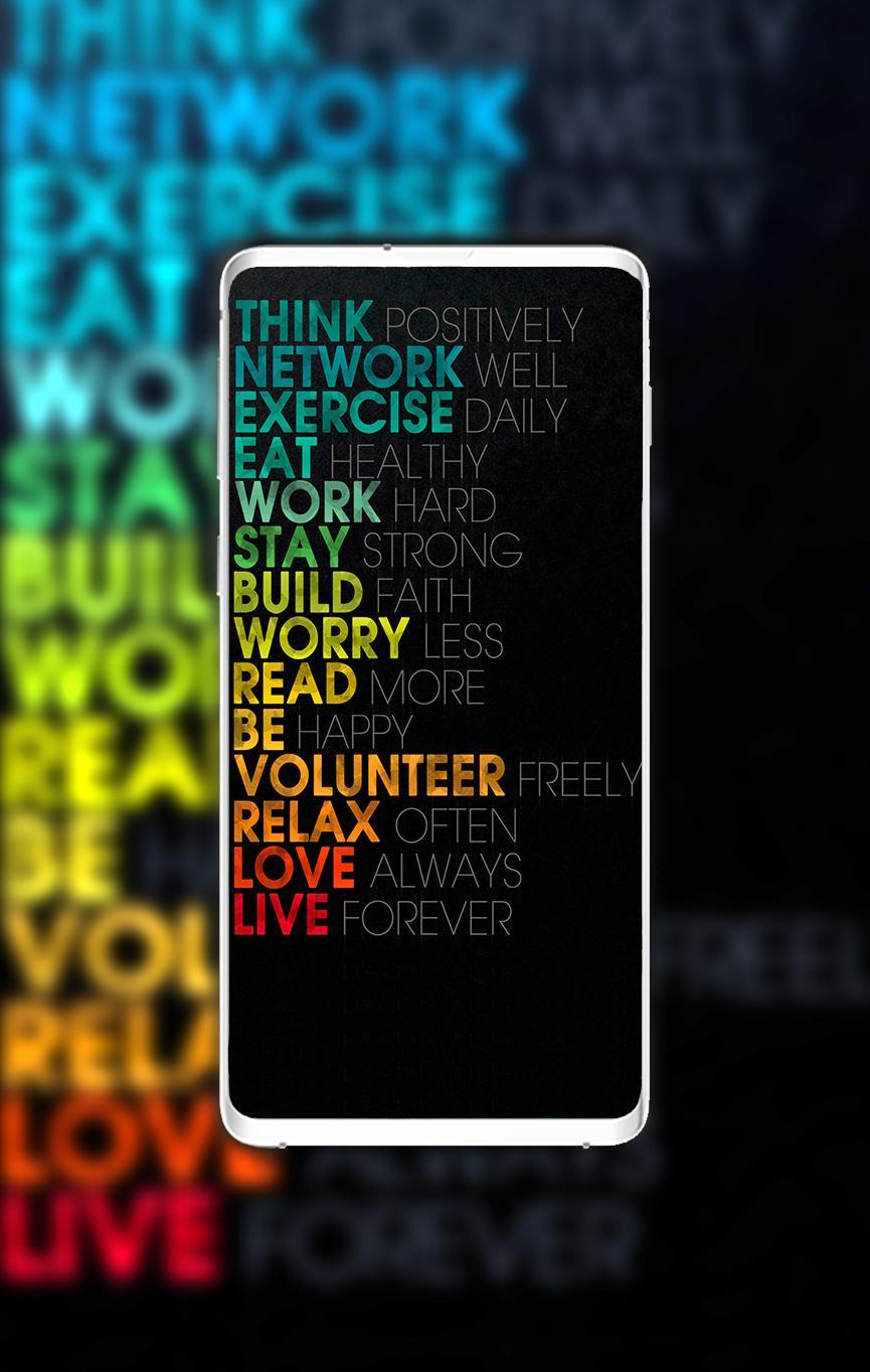 Inspirational 4k Wallpapers Quotes For Android Apk Download