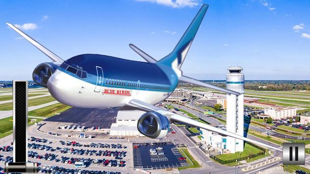 American Airplane Free Flight: Simulator Game 2019 screenshot 2