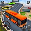 シティコーチバス運転シミュレーター:無料バス運転 アイコン