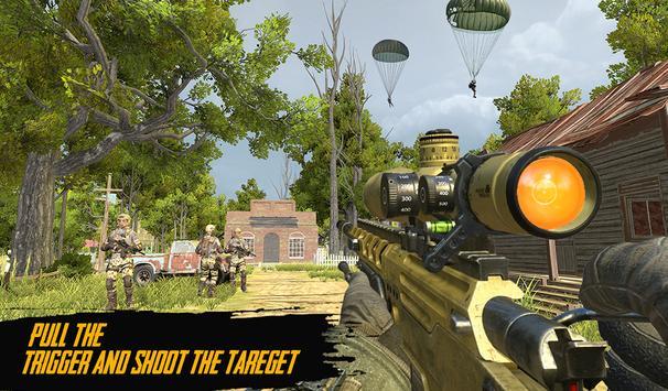 Modern FPS Battleground jungle Strike Game screenshot 11