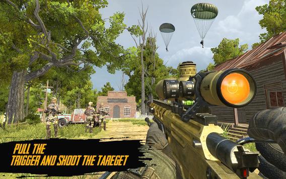 Modern FPS Battleground jungle Strike Game screenshot 7
