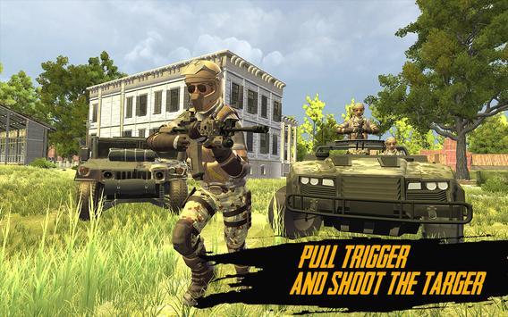 Modern FPS Battleground jungle Strike Game screenshot 4