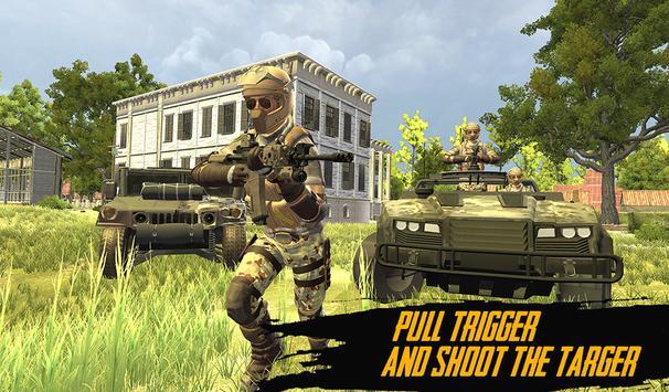 Modern FPS Battleground jungle Strike Game screenshot 8
