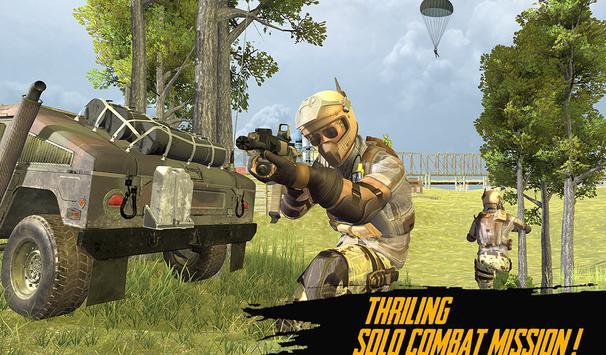 Modern FPS Battleground jungle Strike Game screenshot 9