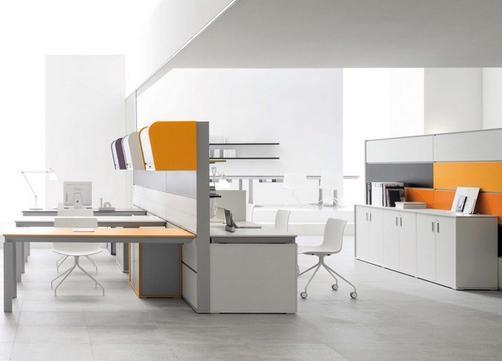 Modern Office Design Concept For
