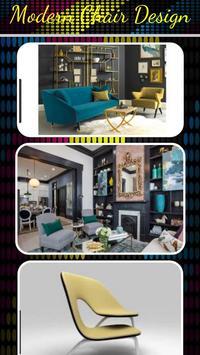Modern Chair Design screenshot 4