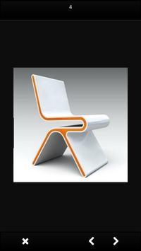 Modern Chair Design screenshot 5