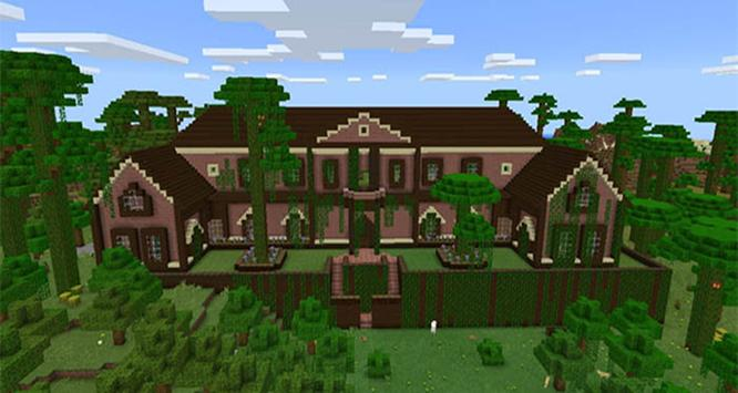 Modern Mansions for MCPE screenshot 3
