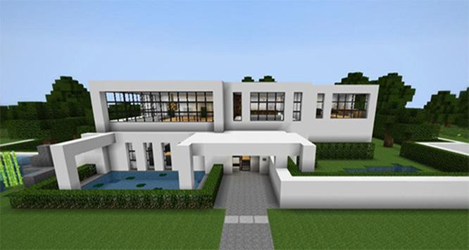 Modern Mansions for MCPE screenshot 2