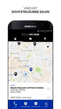Style My Hair: Probeer een nieuwe haarstijl en ver screenshot 2