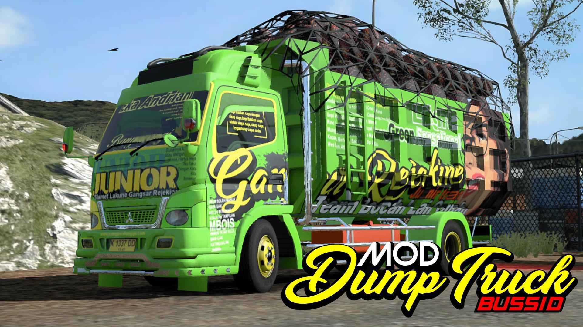 Gambar Modifikasi Truk Dump Truck Mod Dump Truck Bussid For Android Apk Download