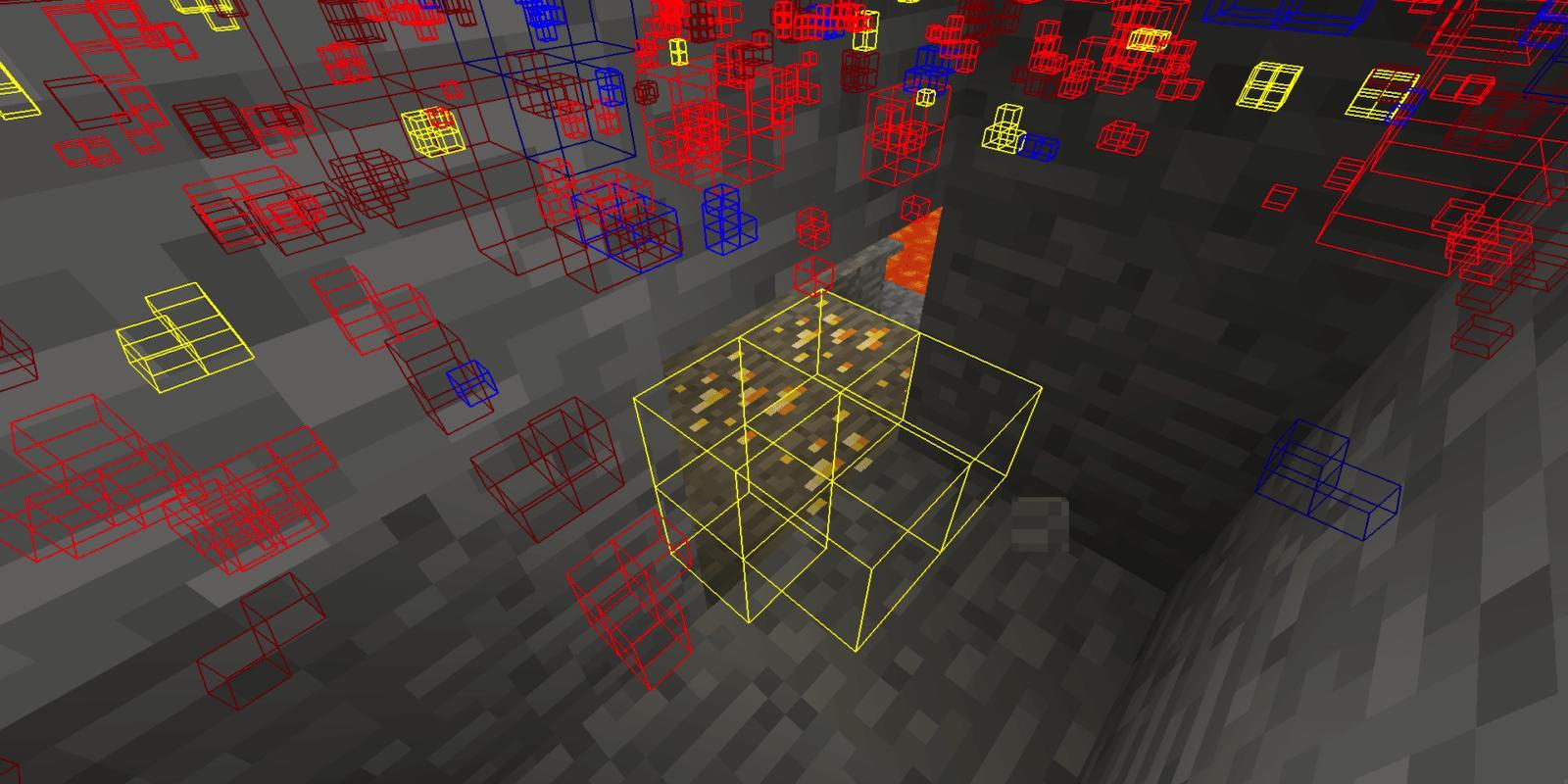 X Ray Mod Para Minecraft PE para Android - APK Baixar
